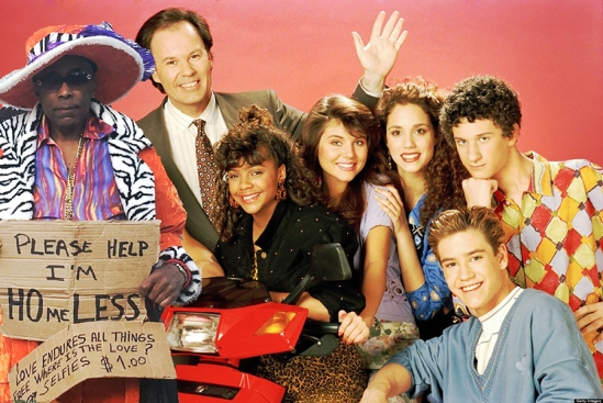 Slappy Saved by the bell